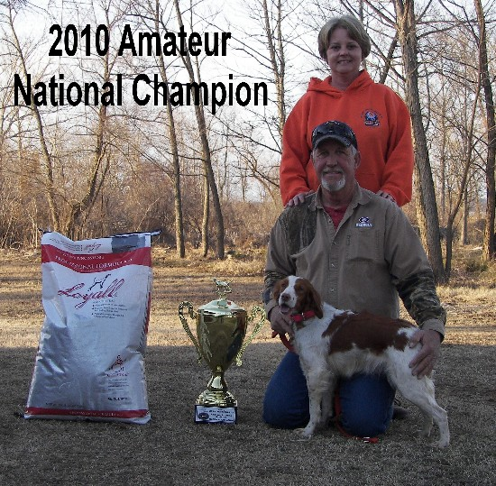 2010 Amateur Pointing National Champion