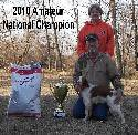 2010 Amateur National Champion