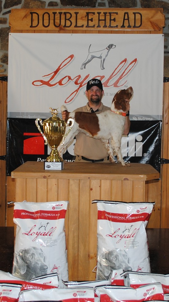 2011 Open Pointing National Champion