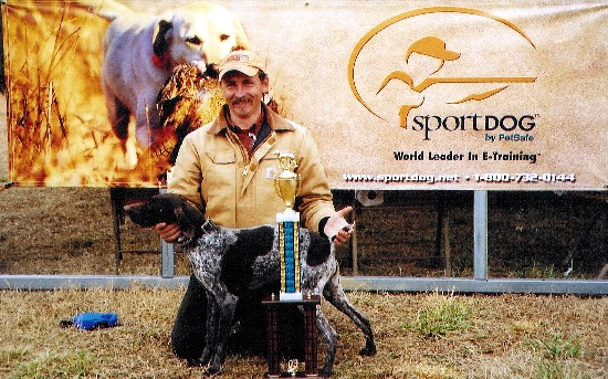 2004 Amateur Pointing National Champion