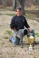 2013 Open Pointing National Champion